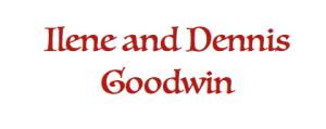 Ilene and Dennis Goodwin
