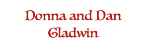 Donna and Dan Gladwin