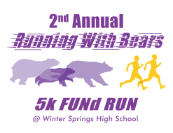 Running With Bears 5K FUNd RUN at Winter Springs HS