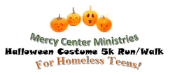 Mercy Center Ministries Halloween Costume 5K Run / Walk