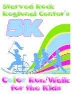 SRRC 5K COLOR Run/Walk for the Kids