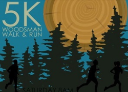 2018 5K Woodsman Walk & Run