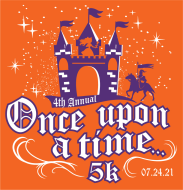 4th Annual Once Upon a Time 5K