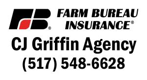 CJ Griffin Agency, Farm Bureau