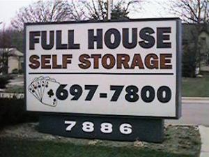 Full House Self Storage