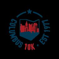 AEP Ohio Columbus 10K presented by RUNOHIO Logo