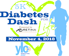 2018 Diabetes Dash For Life 5K Presented by Retina Associates