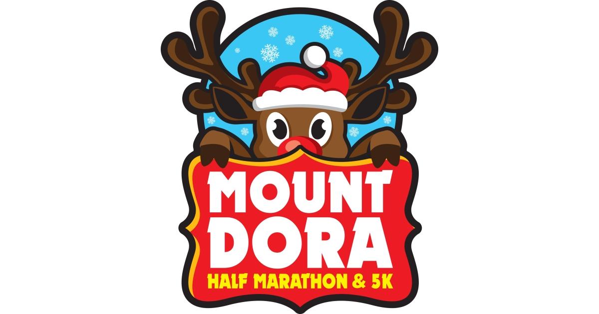 Mount Dora Christmas 2020 Mount Dora Half Marathon & 5K
