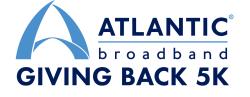 Atlantic Broadband Giving Back 5K