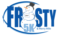 13th Annual Frosty 5K & Merry Mile