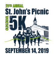 St. John Old School 5K Run/ Walk