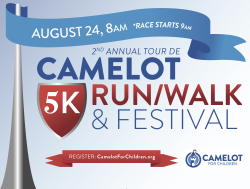 Tour de Camelot 5K Run/Walk