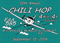 10th Annual Chili Hop Run / Walk