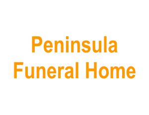 Peninsula Funeral Home