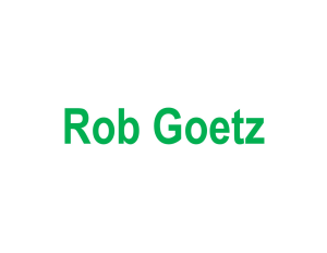 Rob Goetz