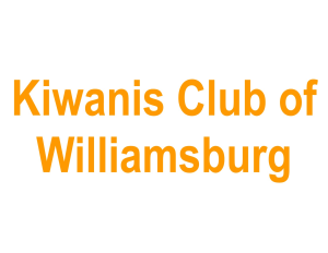 Kiwanis Club of Williamsburg