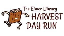 Elmer Library Harvest Day 5k Run & Mayors Mile Walk