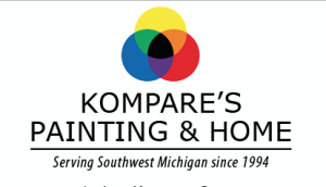 Kompare's Painting and Home