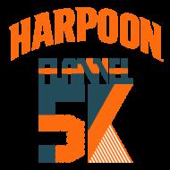 Harpoon Flannel 5k Logo