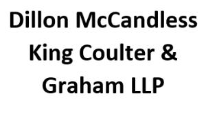 Dillon McCandless King Coulter & Graham LLP