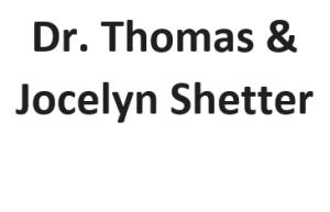 Dr. Thomas & Jocelyn Shetter