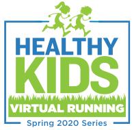 Healthy Kids Running Series Spring 2020 Virtual - South Orange County, CA