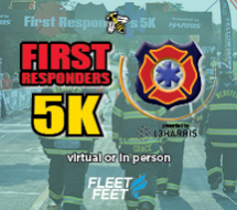 First Responders 5K presented by L3Harris