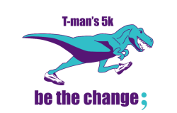 T-man's 5K, Be The Change