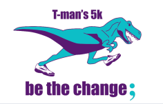 T-Man's 5K - Suicide Prevention & Mental Health Awareness Virtual Challenge