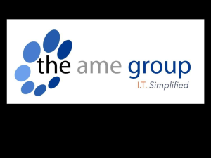 The AME Group