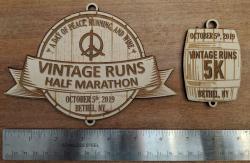 Vintage Run Half Marathon, 5K, and Wine Festival