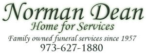 Norman Dean Home for Services