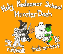 Holy Redeemer School College Park 5K Monster Dash