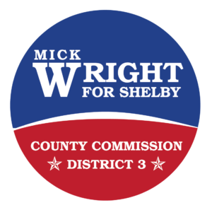 Mick Wright for Shelby County Commission