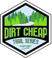 Fleet Feet Sports Dirt Cheap Trail Race Series