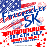 Firecracker 5K Run/1 Mile Walk