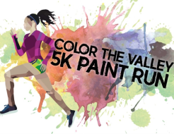 Color The Valley 5k Paint Run