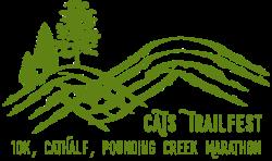 2021 CATs Trail Fest (CATHalf, Pounding Creek Marathon, Trail 10k)