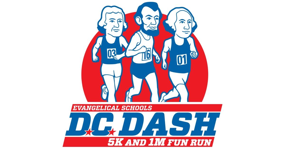 The DC Dash 5K Run Walk Fun TheDCDash