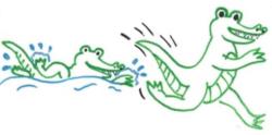 2nd Annual Swamp Swim & Sprint