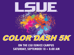 LSUE Color Dash 5K