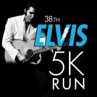 The 38th Annual Elvis Presley 5K Run