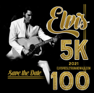 The 39th Annual Elvis Presley 5K Run and Elvis 100 Challenge