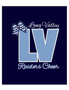 Long Valley Raiders Cheer