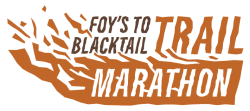 Foy's to Blacktail Trails Marathon