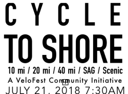 Cycle to the Shore Kick Off and Training Ride, a VeloFest Community Initiative for Bike MS
