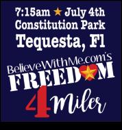 Freedom 4 Miler