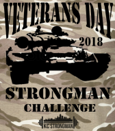 2nd Annual Veterans Day Strongman Challenge