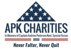 APK (Capt Andrew Pedersen-Keel) 5K