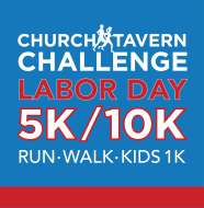 5K/10K Run or Walk - Church Tavern Challenge (CTC)